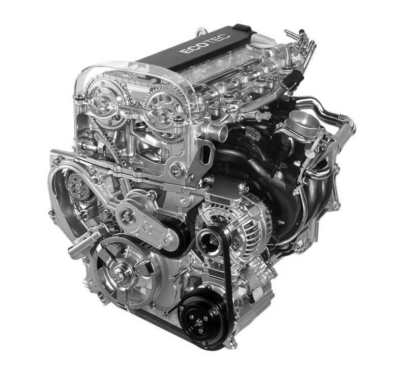 the l850 engine family replaced the gm family ii engine, the gm 122 engine,  the saab h engine, and the quad 4 engine